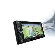 Sony presenta nuevos sistemas multimedia AV centre para coche con navegación TomTom