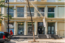 BOGNER reopens store in Soho, NY