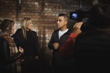 WW presenterar Robbie Williams som ny global ambassadör