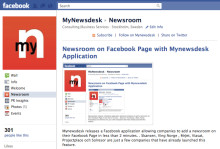 Slik endrer du navnet på ditt presserom på Facebook