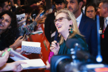 EXPERT COMMENT: Why some disabled people aren't happy with Meryl Streep's anti-Trump speech