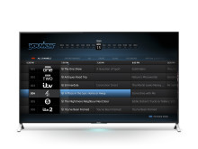 YouView on Sony BRAVIA launches 4th November