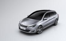 Nya Peugeot 308 SW – kombi för nya upplevelser