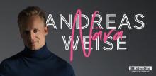 Andreas Weise åker ut på sin första egna turné i höst!