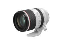 Canon lanserer 2 nye RF-objektiv – det tredje i F2.8L-serien, og et nytt portrettobjektiv til RF-serien