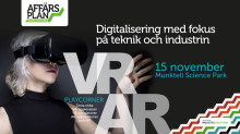 IndustriEvolution - digitalisering med fokus på teknik 15/11