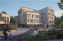 Ny bydel 'Støvring Ådale' kickstartes med opførelse sundhedshus og torveområde