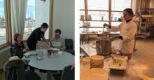 Astar i Skellefteå öppnade egen lunchrestaurang
