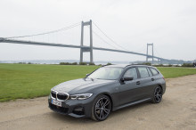 BMW 320d Touring er kåret til Businessbilen 2020