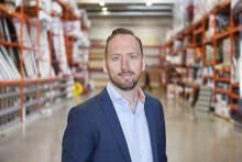 Johan Saxne – Sveriges bästa marknadschef i byggvaruhuskategorin