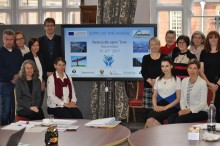 Northumbria University hosts European research partners