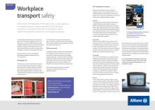 Motor newsletter March 2015 - Transport