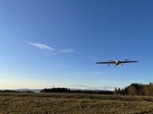 Drone skal frakte blodprøver mellom sykehus