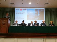 Northumbria researcher invited to discuss the impact of Brexit on the Italian economy