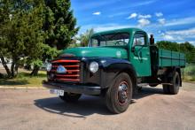 Auktion av Volvos veteranlastbil gav över 130.000 kronor till Kollegahjälpen