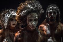 Färgstark och doftande föreställning inleder danshösten på NorrlandsOperan