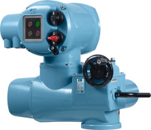CK Atronik increases control versatility of Rotork modular electric valve actuators