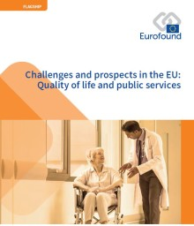 Improved public services key to better quality of life in Europe