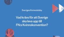 FN-kommitté till Sverige: Stärk rättigheterna för kvinnor på flykt!