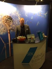 Välkommen till SvD Energy summit och SEK Svensk Elstandard