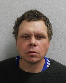 Man jailed for attack that left officer with plates in his face