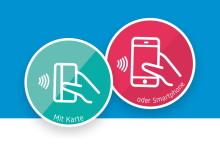 Neu bei dm: Kontaktloses Bezahlen bei dm ohne PIN-Eingabe bis 50 Euro