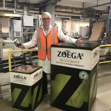 Zoégas lanserar förpackningar för konsumenter med stort Skånerostbehov