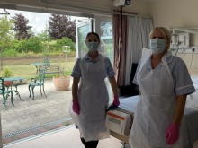 Our Inpatient Ward:Treating the Person, not the Disease