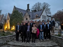 Historic setting for international Blockchain seminar
