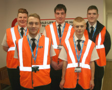 Prince's Trust youths offered jobs with Great Northern