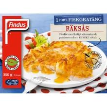 Om Findus Fiskgratäng med räksås 1 portion - kommentar med anledning av Råd & Röns artikel (nr 7 2011)