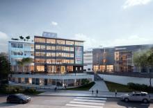 Samsung anlitar Studio Stockholm för nytt kontor