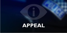 Witness Appeal following public order offence – Amersham