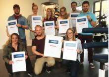 Erster Therapeutenlehrgang im FPZ Campus erfolgreich abgeschlossen