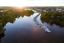 Continued strong economy in Stockholm
