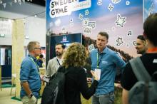 Framgångsrikt deltagande för Sweden Game Arena på spelmässan Gamescom i Köln