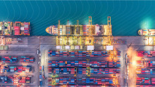 Technological innovation can alleviate port congestion and improve supply chain resilience