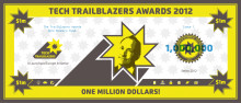 Be a winner! Top tips for winning the Tech Trailblazers Awards