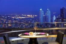 Efterlängtad premiär i Istanbul –Ukiyo Lounge & Bar på Fairmont Quasar
