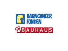BAUHAUS insamlingar till Barncancerfonden är nu uppe i 10 miljoner kronor