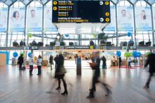 Fler åker kollektivt till Arlanda, Airport City Stockholm