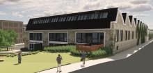 AG Gruppen har fuld fart på udviklingen og opfører nyt hovedsæde i hjembyen Odense