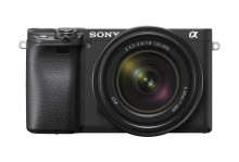 "Sony lanserar spegellösa kameran α6400 med ""Real-time Eye Autofocus"" och ""Real-time Tracking"""