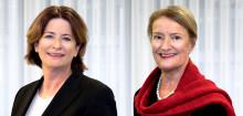 Meg Tivéus och Karin Moberg till Allras styrelse