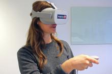 Svenskar vill köpa bostad utomlands med VR-visningar