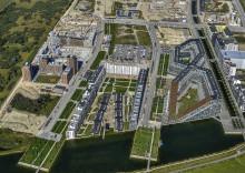 Arkitektgruppen og NREP afslutter stort karrebyggeri i Ørestad Syd