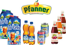 Piwa med Pfanners goda isteer, fruktdryck och EKO Juicer ingår samarbete med Movement!