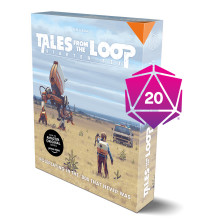 Tales From the Loop RPG Starter Kit Launched As Boxed Set And For Virtual Tabletop