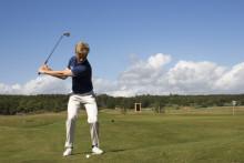 Unikt samarbete i Halmstad kring utbildning med tre möjligheter för elitsatsande unga golfare