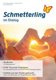 Schmetterling im Dialog - Magazin 3 | 2018